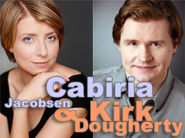 Kirk Dougherty and Cabiria Jacobsen