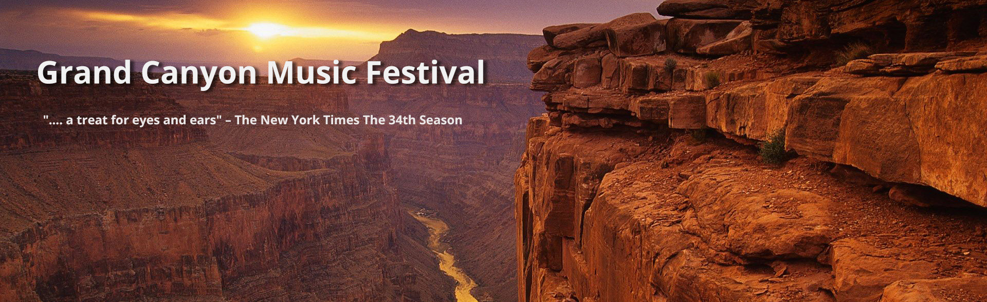 Grand Canyon Music Festival